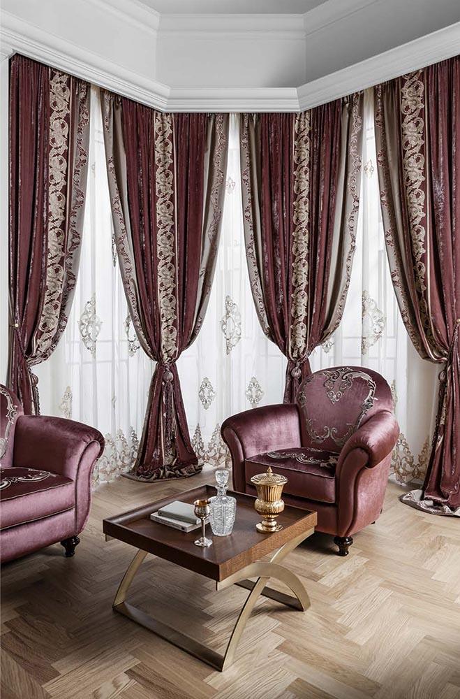 Ткани коллекции Palazzo
