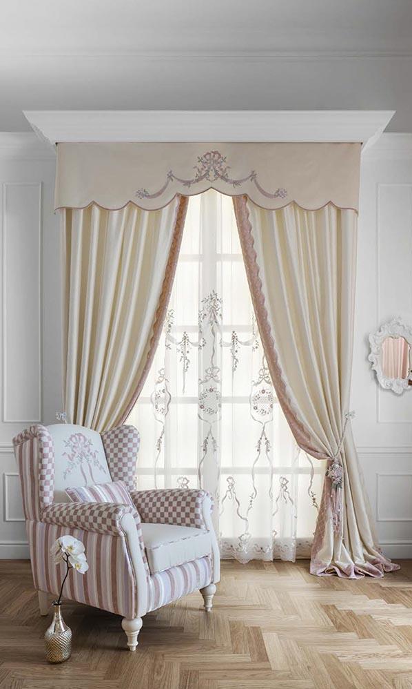 Роскошные шторы CHARLOTTE ALLOVER