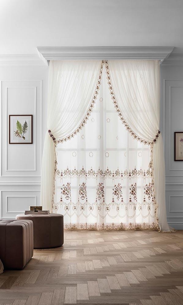 Комплект штор и текстиля Elisir centrale tenda