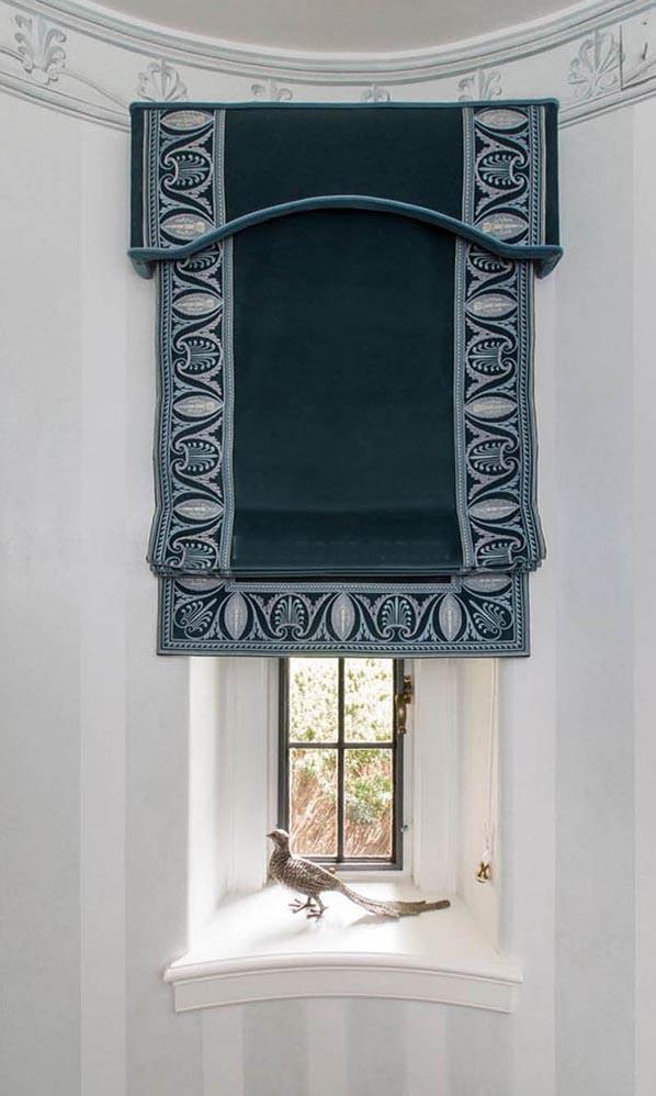 Римские шторы Holland & Sherry