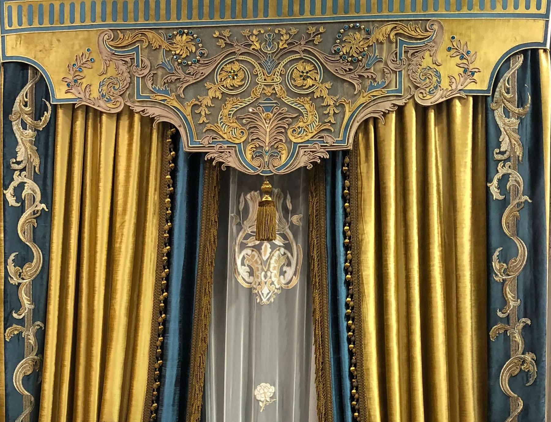 Эксклюзивные шторы Астана, Нур-Султан