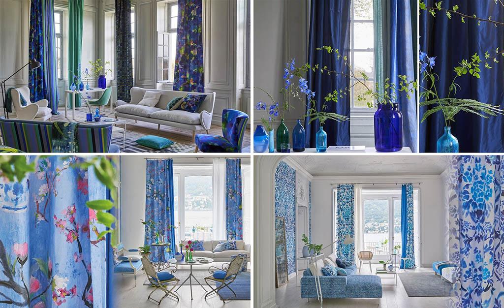 Эксклюзивные и модные шторы